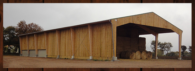 Constructions trillot constructeur de b timents angers - Constructeur de hangar agricole ...